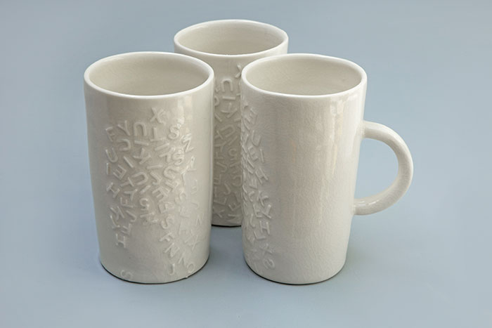 Ceramics handmade in Britian by Desa Philippi